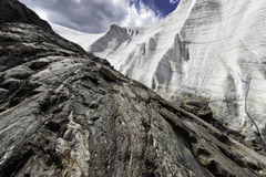 Urumqi Glacier No.1. Eastphoto, tukuchina,  Urumqi Glacier No.1 Royalty Free Stock Photos