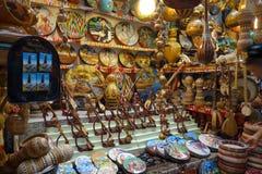 Urumqi, Uygur, strumento musicale nazionale fotografie stock