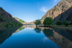Urungach See Usbekistan Stockbilder