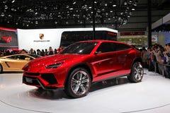 Urus de Lamborghini Imagens de Stock Royalty Free