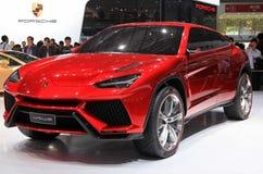 Urus de Lamborghini Foto de Stock
