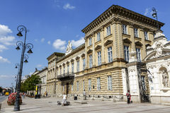 Uruskich Palace Stock Image