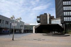 Urząd miasta galeria Essen obrazy stock