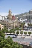 Urząd Miasta Kapsztad Południowa Afryka Zdjęcia Stock
