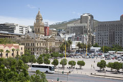 Urząd Miasta Kapsztad Południowa Afryka Obraz Stock