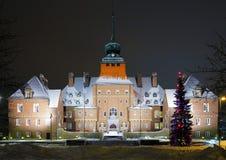 urząd miasta Ostersund Sweden zdjęcie royalty free