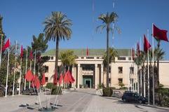 Urząd miasta w Marrakesh Fotografia Stock