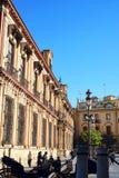 Urząd miasta w mieście Seville w Andaucia Południowy Hiszpania obraz royalty free