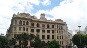 Urząd Pocztowy w Sao Paulo zdjęcia royalty free