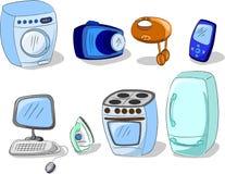 urządzeń gospodarstwa domowego wektor ilustracji