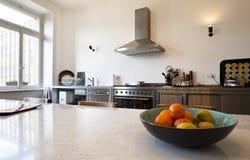urządzeń kuchni stylu widok Obraz Stock
