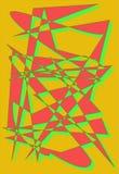 urządzenia przedstawionego tła abstrakcyjne Obraz Stock