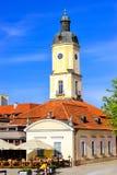 Urzędu miasta wierza w Białostockim, Polska Zdjęcia Royalty Free