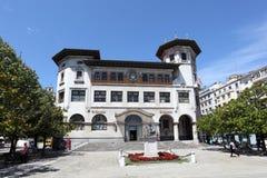 Urzędu Pocztowego budynek w Santander, Hiszpania Zdjęcia Royalty Free