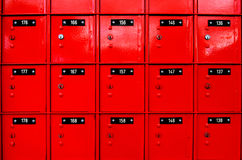Urzędu pocztowego pudełko Obrazy Royalty Free