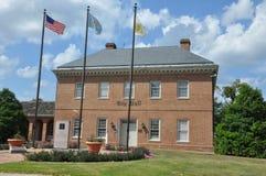 Urząd Miasta, Dover, Delaware Zdjęcie Royalty Free