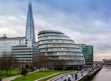 urząd miasta London Zdjęcia Royalty Free