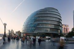 Urząd Miasta Londyn Zdjęcia Royalty Free