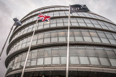 Urząd miasta Londyn Fotografia Stock