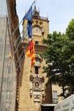 Urząd miasta Provence Fotografia Stock