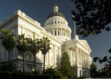 urząd miasta Sacramento Fotografia Stock