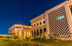 Urząd miasta Tunis na Kasbah kwadracie Tunezja, afryka pólnocna Zdjęcie Royalty Free