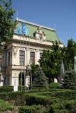 Urząd Miasta w Iasi (Rumunia) Zdjęcia Royalty Free