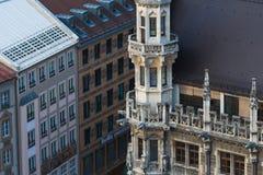 Urząd miasta w Munich Zdjęcia Stock