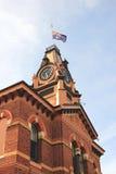 Urzędu Pocztowego budynek, Traralgon, V1ictoria, Australia Fotografia Stock