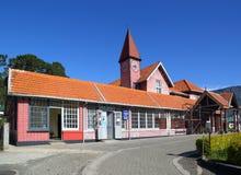 Urzędu pocztowego budynek w Nuwara Eliya Zdjęcia Royalty Free
