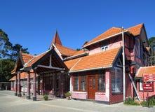 Urzędu pocztowego budynek w Nuwara Eliya Fotografia Royalty Free