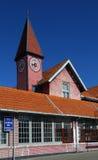 Urzędu pocztowego budynek w Nuwara Eliya Obraz Royalty Free
