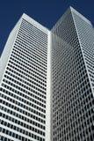 urzędu wysokiego budynku wzrost Fotografia Stock