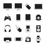 Urządzenia elektroniczne Obraz Stock