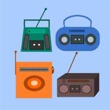 urządzenia elektryczne ilustracja wektor