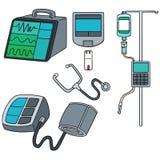 Urządzenie medyczne ilustracja wektor