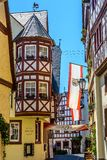 Urzig, wine village in  the Moselle valley Germany Royalty Free Stock Photography