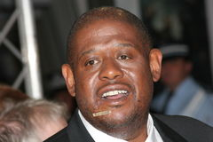 US actor Forest Whitaker Royalty Free Stock Photography