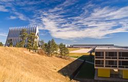 US Air Force Academy Royalty Free Stock Image