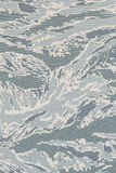 US air force digital tigerstripe camouflage fabric Royalty Free Stock Images