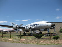 US Air Force Lockheed Constellation Royalty Free Stock Photo