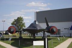 Free US Air Force`s SR-71 Blackbird Spy Plane In Richmond, Virginia Stock Photo - 172043760