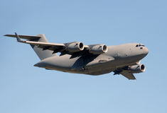 US Air Force transport airplane Royalty Free Stock Photos