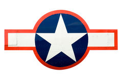 US Airforce Insignia Stock Images