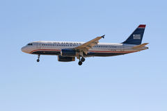 US Airways Photographie stock libre de droits