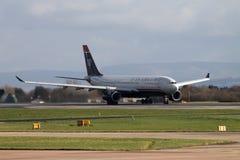 US Airways Airbus A330 Fotografia de Stock
