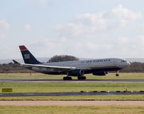 US Airways Airbus A330 Stock Images