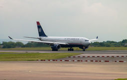 US Airways Airbus A330 Royalty Free Stock Photography