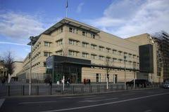 US American Embassy in Berlin Royalty Free Stock Photo