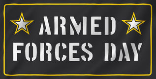 US Armed Forces Day Royalty Free Stock Images